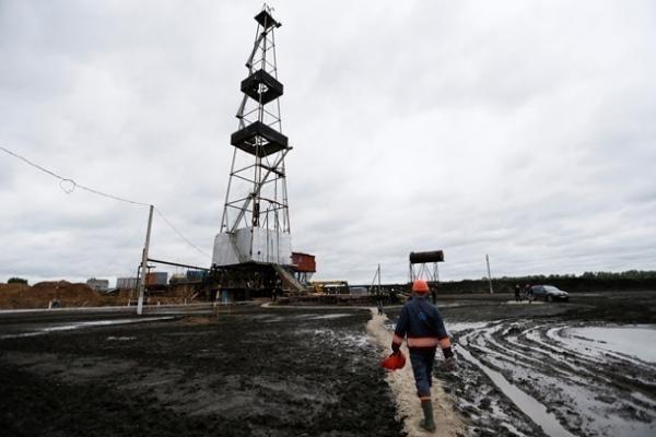 В Украине второй год падает добыча газа