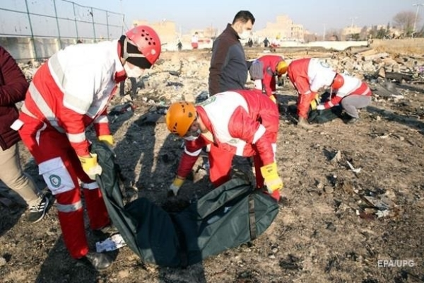 Тегеран планировал подделать данные о катастрофе МАУ — глава Нацбюро