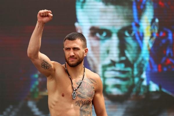 Ломаченко — лучший боксер легкого веса по количеству ударов за раунд