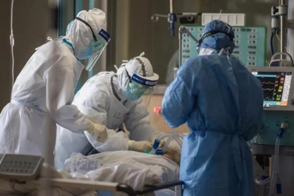 В Украине почти сотня COVID-смертей за день