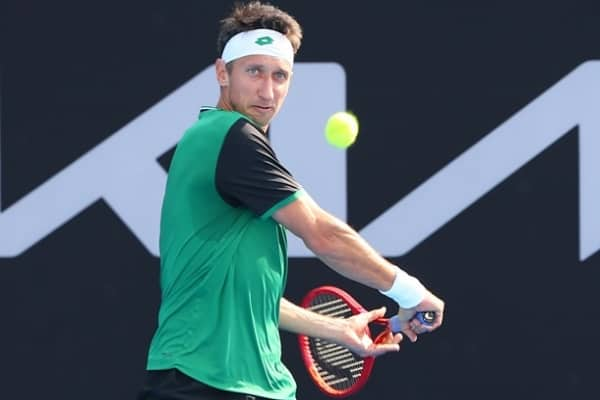 Стаховский прокомментировал квалификацию на Australian Open