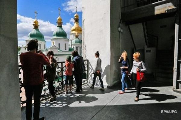 Потери туризма в Украине оценили в 60 млрд за год
