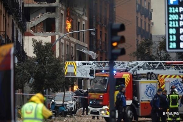 Число жертв взрыва в Мадриде увеличилось до четырех — СМИ