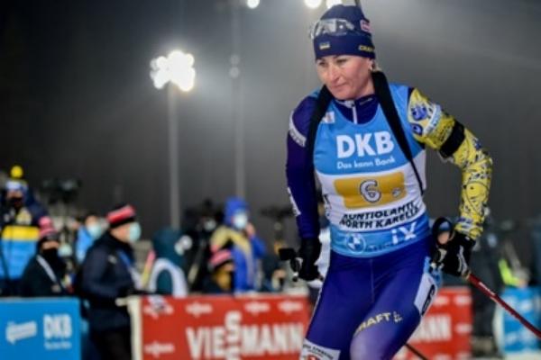 Вита Семеренко — в топ-10 в спринте на чемпионате Европы