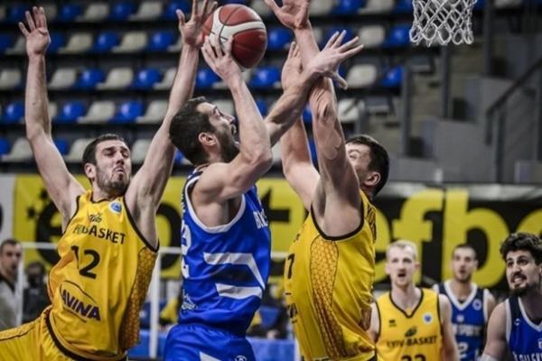 Киев-Баскет потерпел поражение от Рилски, но вышел в 1/8 Кубка Европы ФИБА