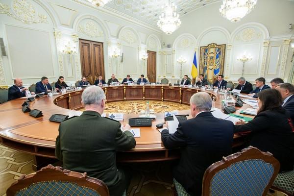 СНБО хочет вернуть государству нефтепровод, который связывали с Медведчуком