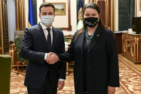Избран новый посол Украины в США