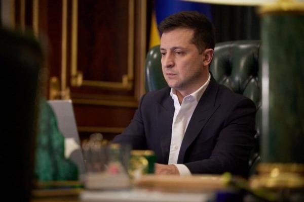 Зеленский сравнил штурм Капитолия с Майданами