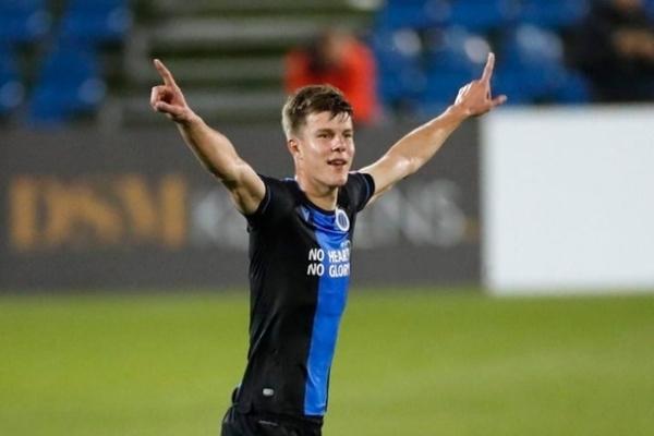 Соболь отметился ассистом в матче Кубка Бельгии