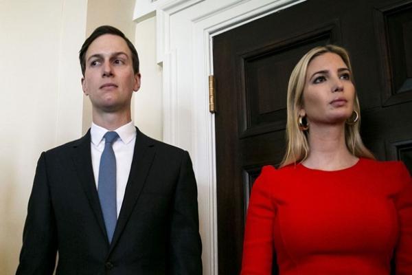 Доходы Иванки Трамп и ее мужа резко упали