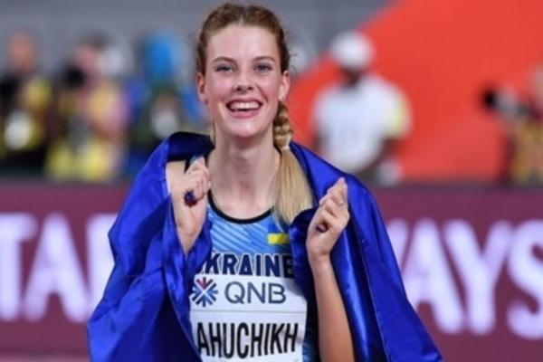 Магучих признана лучшей легкоатлеткой Европы в январе