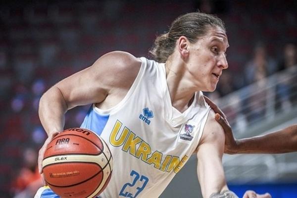 Украинки не вышли на Евробаскет