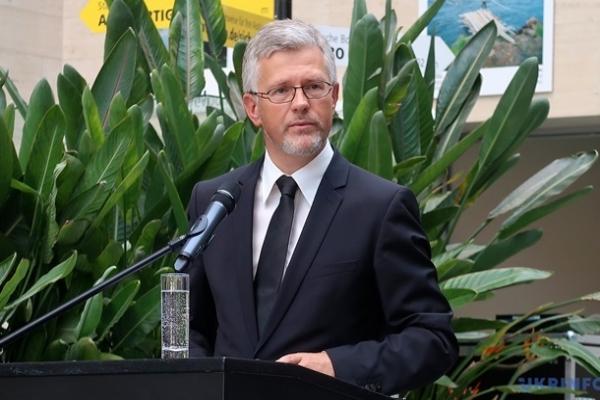 Украинский посол раскритиковал заявление президента ФРГ