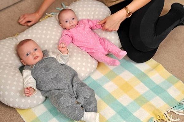 Британка дважды забеременела с разницей в три недели