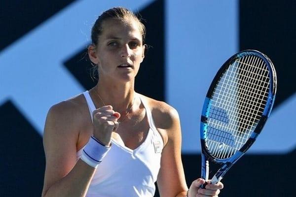 Чешскую теннисистку оштрафовали за выходку в туалете