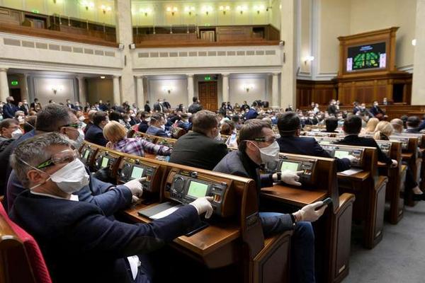 Верховная Рада соберется на внеочередное заседание 23 февраля