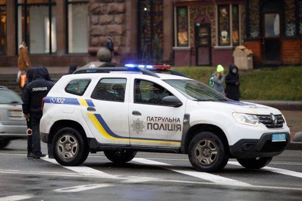 В центре Киева произошла стрельба. Объявлена полицейская операция
