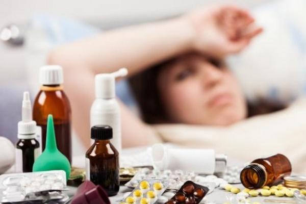 В Минздраве обнаружили, что украинцы стали меньше болеть гриппом
