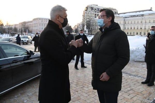 Украина и Словакия планируют ввести на границах совместный COVID-контроль