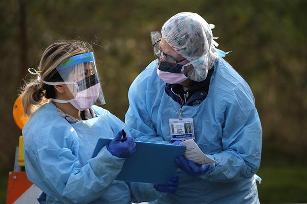 В ВОЗ дали неутешительный прогноз по завершению пандемии COVID-19