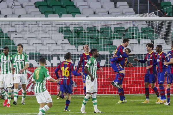 Камбэк имени Месси: «Барселона» продлила свою победную серию в Ла Лиге