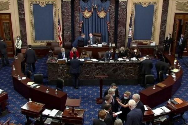 Сенат США не поддержал импичмент Трампа