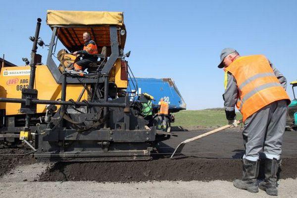 Рада разрешила реконструкцию дорог без спецразрешений