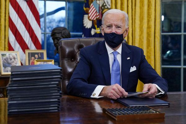 Байден отменил еще один скандальный указ Трампа