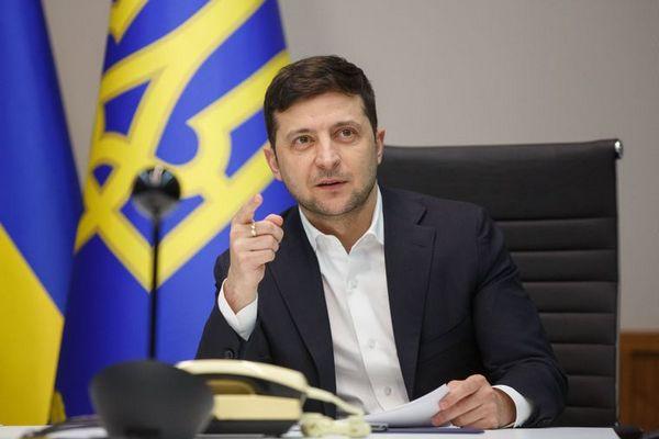 Зеленский создал делегацию для участия в переговорах в рамках Форума ОБСЕ