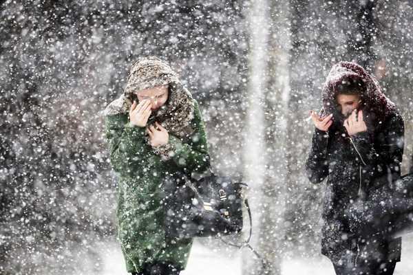 В Украину идут снегопады и сильные морозы: каким областям стоит приготовиться