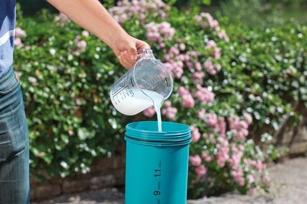 Жидкое удобрение – удобство и высокий уровень качества