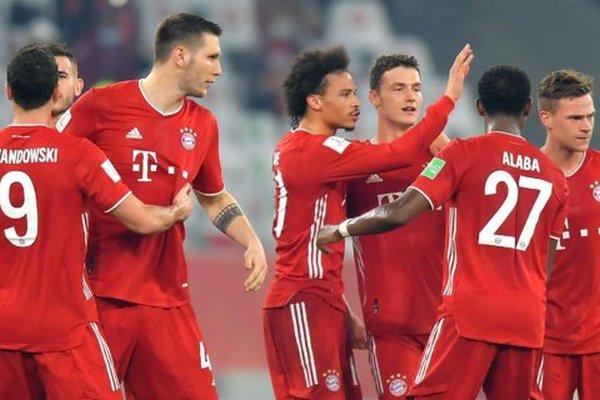 Футбол. «Бавария» стала новым клубным чемпионом