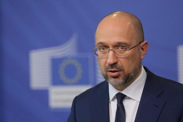 Шмыгаль напомнил главе Бундестага Германии о геополитической угрозе «Северного потока-2»