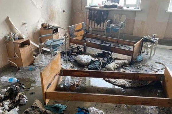 Взрыв спирта: следствие установило причину пожара в больнице Черновцов