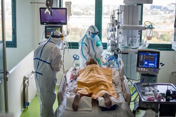 В Украине задействован максимум аппаратов ИВЛ