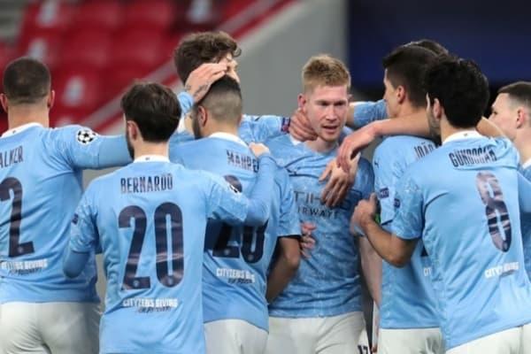 Манчестер Сити с Зинченко комфортно обыграл Боруссию М