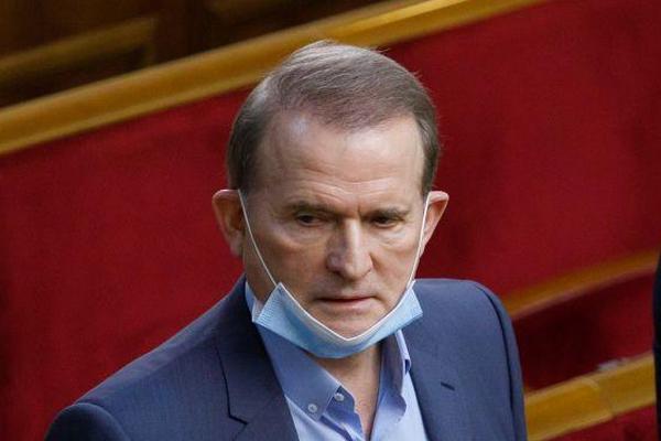 Главам общественной организации Медведчука «Украинский выбор» объявили подозрения
