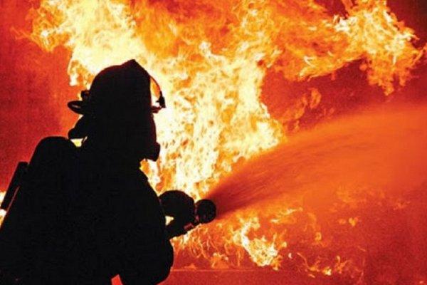 Спасатели ликвидировали пожар дома для престарелых в Киеве, эвакуировано 80 человек