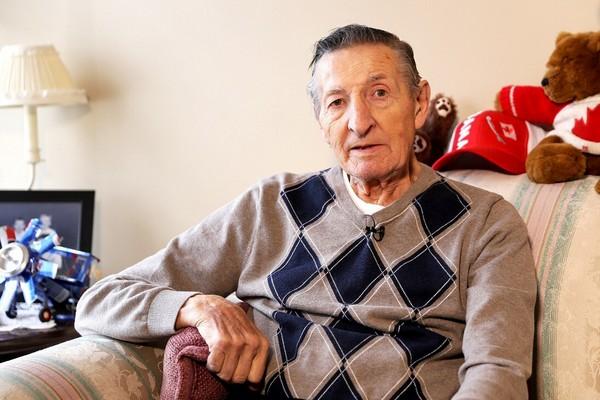 Умер отец лучшего хоккеиста в истории. Он был украинцем