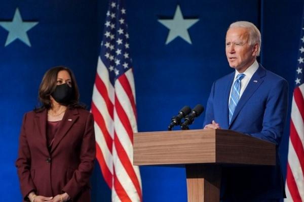 Байден сегодня проведет свою первую президентскую пресс-конференцию