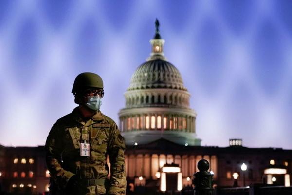 Нацгвардия США останется на Капитолии до 23 мая