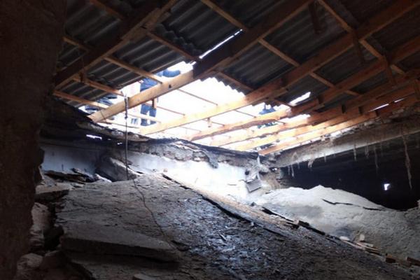 В Николаевской области взорвался котел на территории школы — под завалами человек