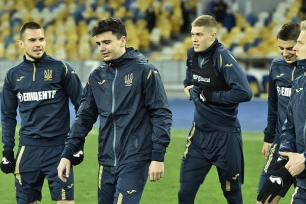 Сборная Украины сыграет с Финляндией в отборе чемпионата мира по футболу