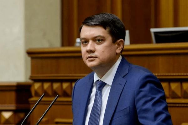Разумков хранит 28 миллионов гривен наличными — декларация
