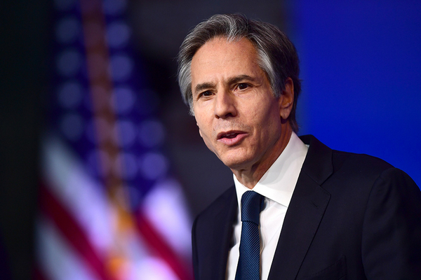 Госдеп США объявил о введении санкций в отношении двух иранцев из КСИР