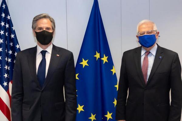 Блинкен и Боррель договорились бороться за «спасение» ядерного соглашения с Ираном