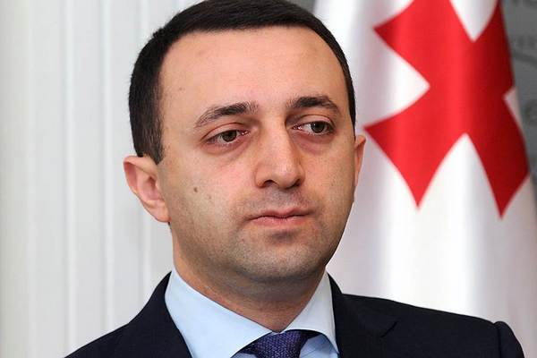 Премьер Грузии заявил о готовности властей продолжить диалог с оппозицией при посредничестве ЕС