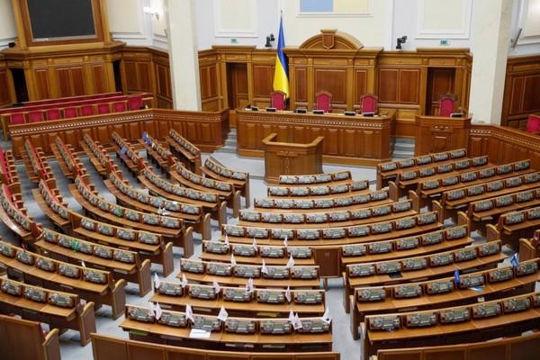 Рада не будет проводить пленарные заседания во время ужесточенного карантина в Киеве