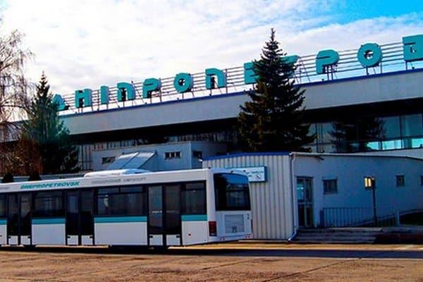 В Днепре началось строительство нового аэродрома