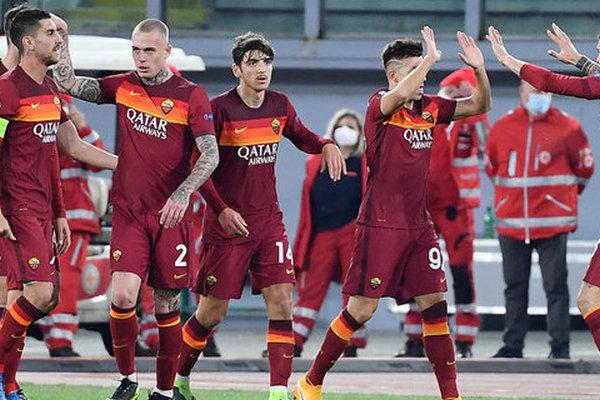 Лига Европы. Донецкий «Шахтер» проиграл на выезде итальянской «Роме» – 0:3